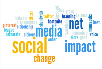 social-media-social-change-wordle